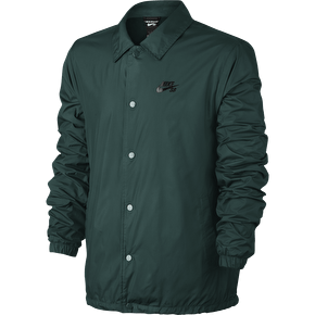 Nike SB Shield Coaches Jacket - Dark Atomic Teal/Black