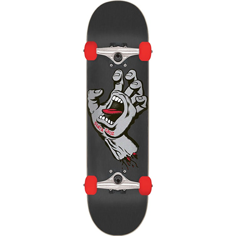 Santa Cruz Screaming Hand Complete Skateboard - 7.8""