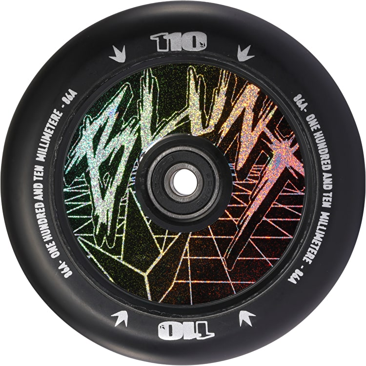 Blunt Envy 110mm Hollow Hologram Scooter Wheel - Classic