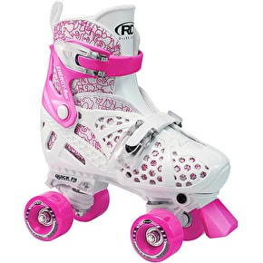 Roller Derby Trac Star 2014 Adjustable Quad Skates- Girls