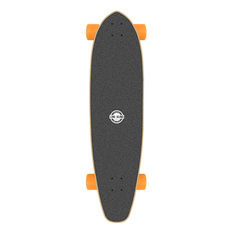 "Long Island Pintail 37"" Essential Complete Longboard"