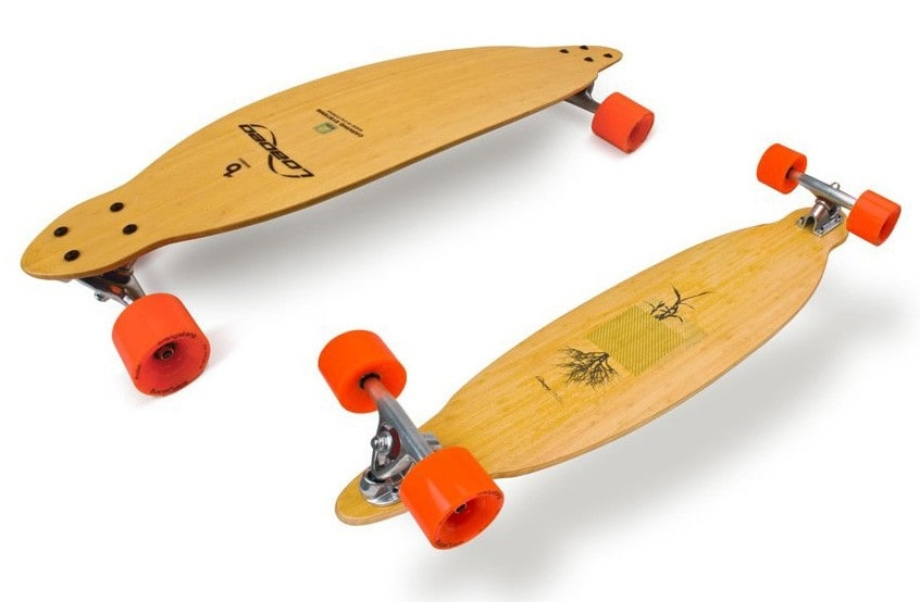 Loaded pintail longboard complete longboards cheap for Cheap decking boards for sale