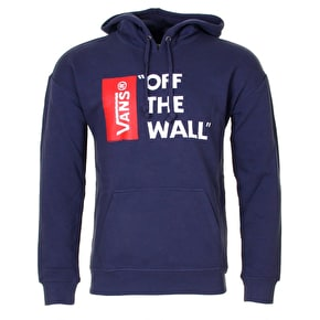 Vans Anthem Womens Hoodie - Crown Blue