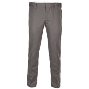 Dickies Slim Fit Work Pant - Charcoal