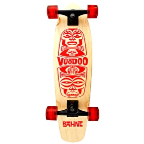 Bahne x Mello Collab-Classic Voodoo Longboard/ Mello LED Wheels