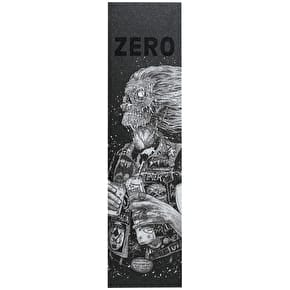 Zero x MOB Face Of Death Skateboard Grip Tape