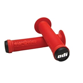 ODI Stay Strong Bar Grips - Red