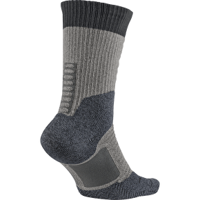 Nike SB Elite Socks - Grey Heather/Anthracite
