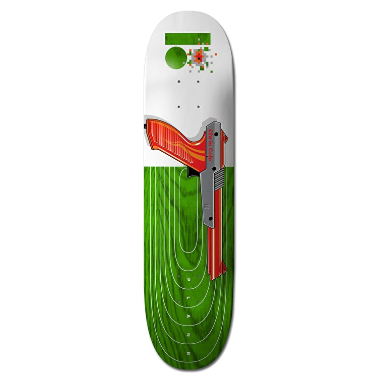 Plan B Pro Spec Cole Heat Skateboard Deck - 8.375""