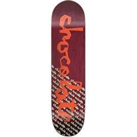 Chocolate The Original Chunk Skateboard Deck - Roberts 8