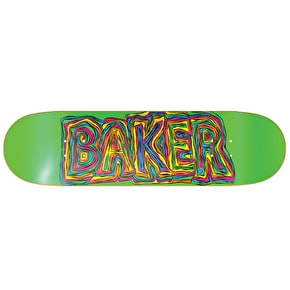 Baker Labyrinth Skateboard Deck - 8.3875