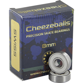 Cheezeballs 'Swiss' Bearings 8mm