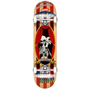 Effin Custom Skateboard - Born Alive - 8.2