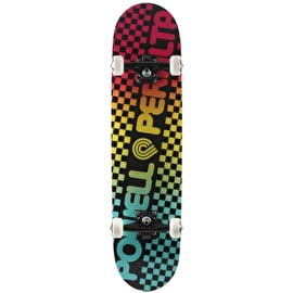 Powell Peralta Checker Colby Fade Complete Skateboard - 7.75