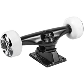 Slant x Darkstar Truck/Wheel Combo - Black 5.25