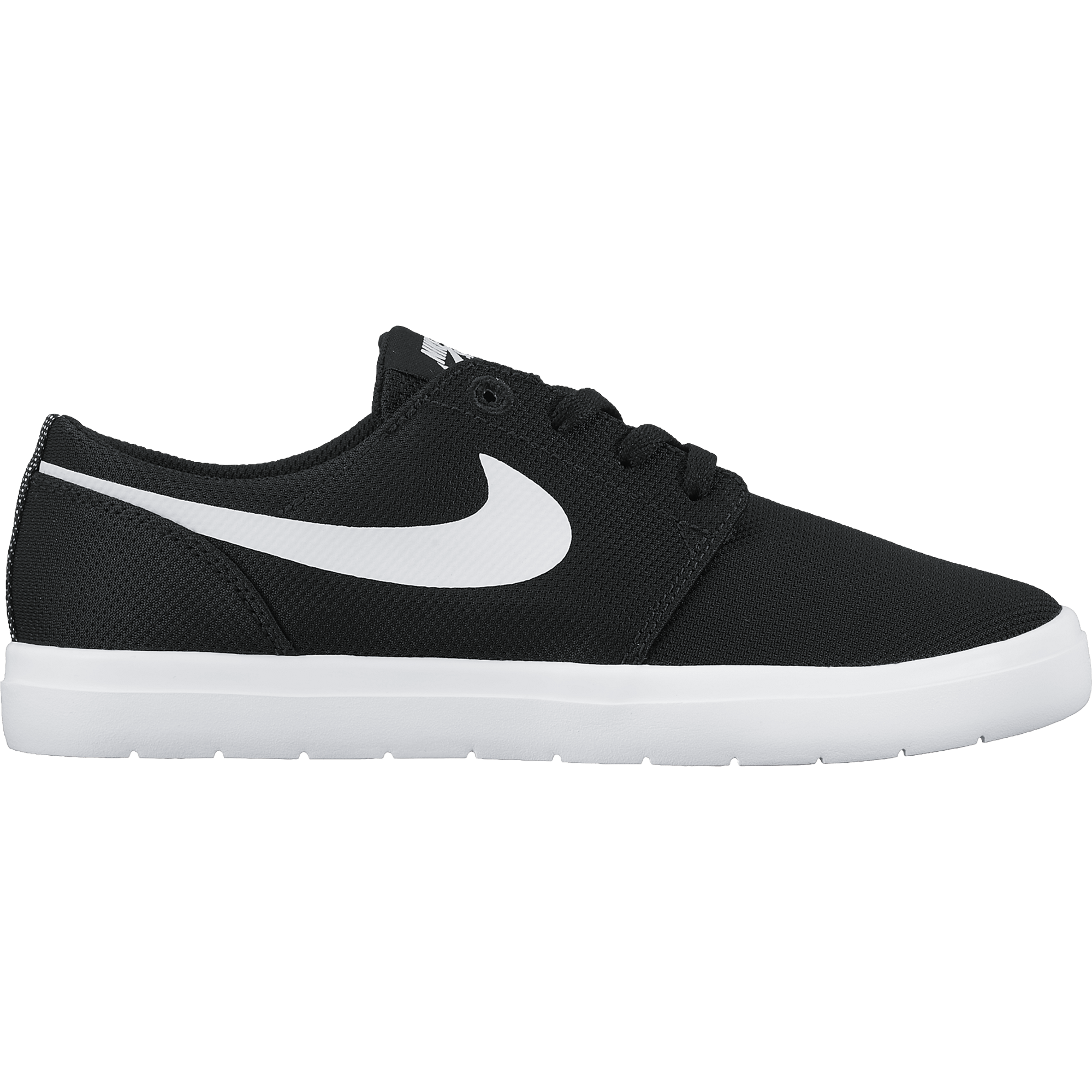 newest 8ae06 ef737 ... Stefan Janoski Max Shoes - Wolf Grey Black New Free Delivery Nike SB  Portmore II Ultralight Kids Shoes - Black White .