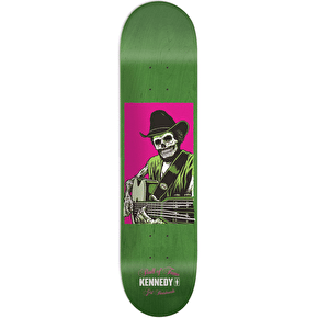 Girl Skull Of Fame Skateboard Deck - Kennedy 8