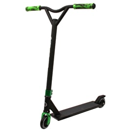 Razor Pro x Grit Custom Stunt Scooter - Cheapshots Black/Green