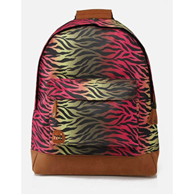 Mi-Pac Custom Backpack - Hot Zebra