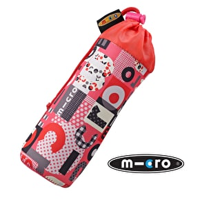 Micro Bottle Holder - Pink Word
