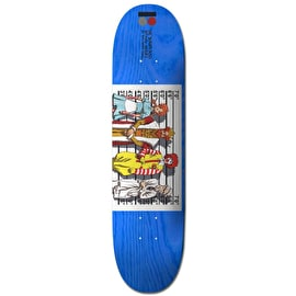 Plan B Fast Food Team Skateboard Deck - 8