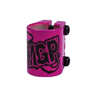 MGP Triple  Collar Clamp - Pink