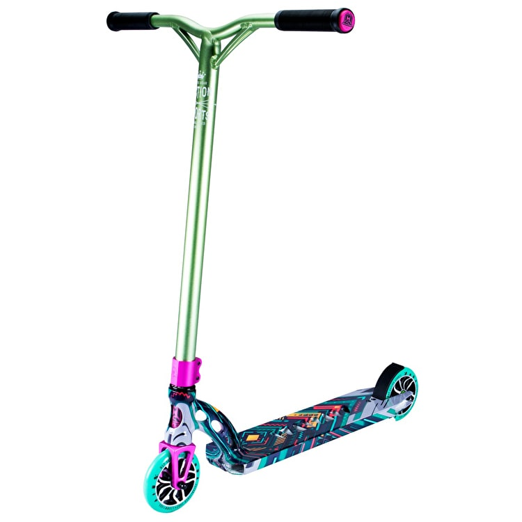 MGP VX7 Extreme LE Complete Scooter - Tribal