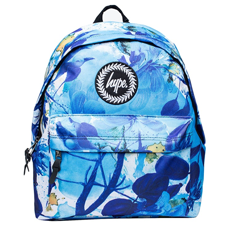 Hype Inked Floral Backpack