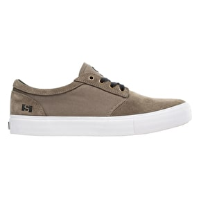 State Elgin Skate Shoes - Walnut/White
