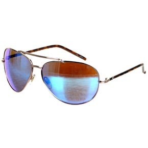 Carve Top Dog Polarized Sunglasses -Gold/Blue