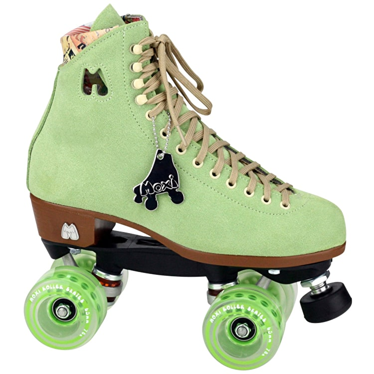 Moxi Lolly Quad Roller Skates - Honeydew