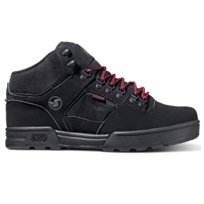 DVS Westridge Snow Boots - Black/Black Trubuck