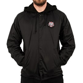 Independent x Thrasher Pentagram Cross Jacket - Black