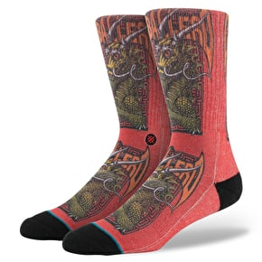 Stance Skate Legends Socks - Caballero 2