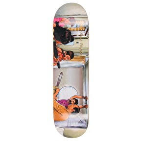 DGK Mobster Skateboard Deck - Vaughn 8.1