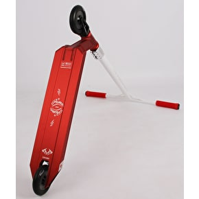 UrbanArtt x District Custom Scooter - Red/White