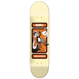 Girl Off'S - Drunk Skunk - Rick Howard Skateboard Deck 8.5