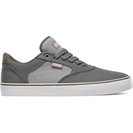 Etnies Blitz Skate Shoes - Grey/Light Grey