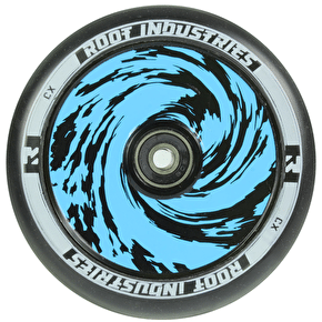 Root Industries 110mm Air Scooter Wheel - Black/Arctic Sky