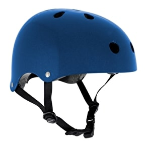 SFR Essentials Helmet Metallic Blue - Large/XL (B-Stock)