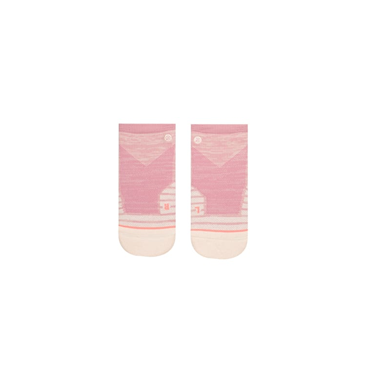 Stance Circuit Low Womens Socks - Pink