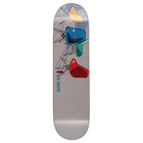 Girl Modern Chairs Howard Skateboard Deck - 8.5