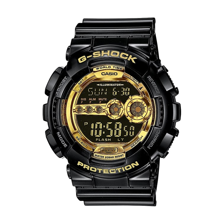 Casio Gents G-Shock Digital Watch - GD-100GB-1ER