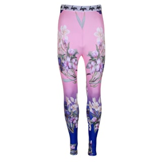 Hype Womens Leggings - Farm Floral