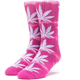 Huf Plantlife Lightning Wash Socks - Pink