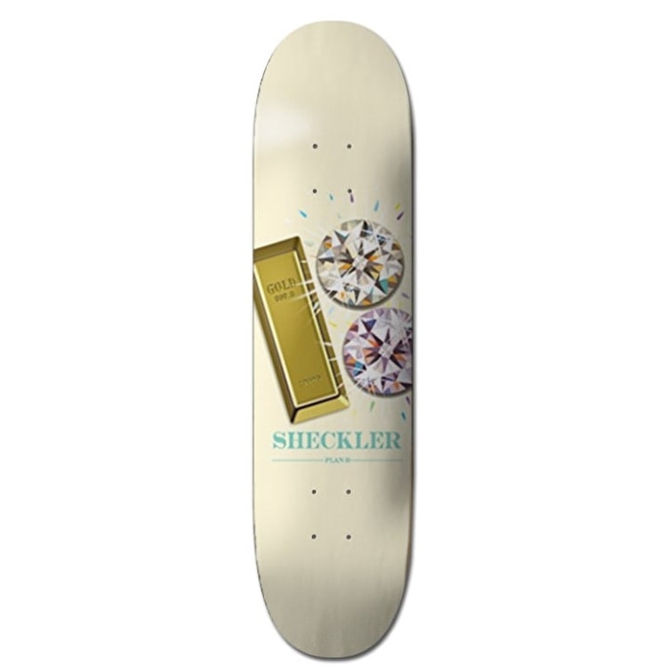 Plan B ProSpec Sheckler Bling Skateboard Deck