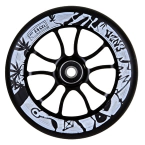 AO 125mm Enzo 2 Signature Scooter Wheel - Black