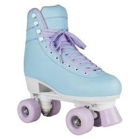 Rookie Bubblegum Quad Roller Skates - Blue