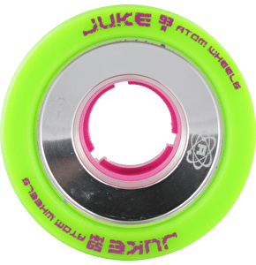 ATOM JUKE GAMETHANE ALLOY 59mm Quad Derby Wheels 93A (4pk)