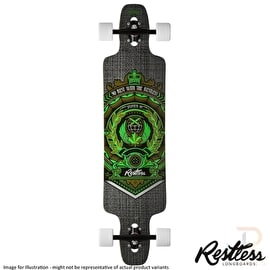 Restless Longboard - Splinter Series Crest 40